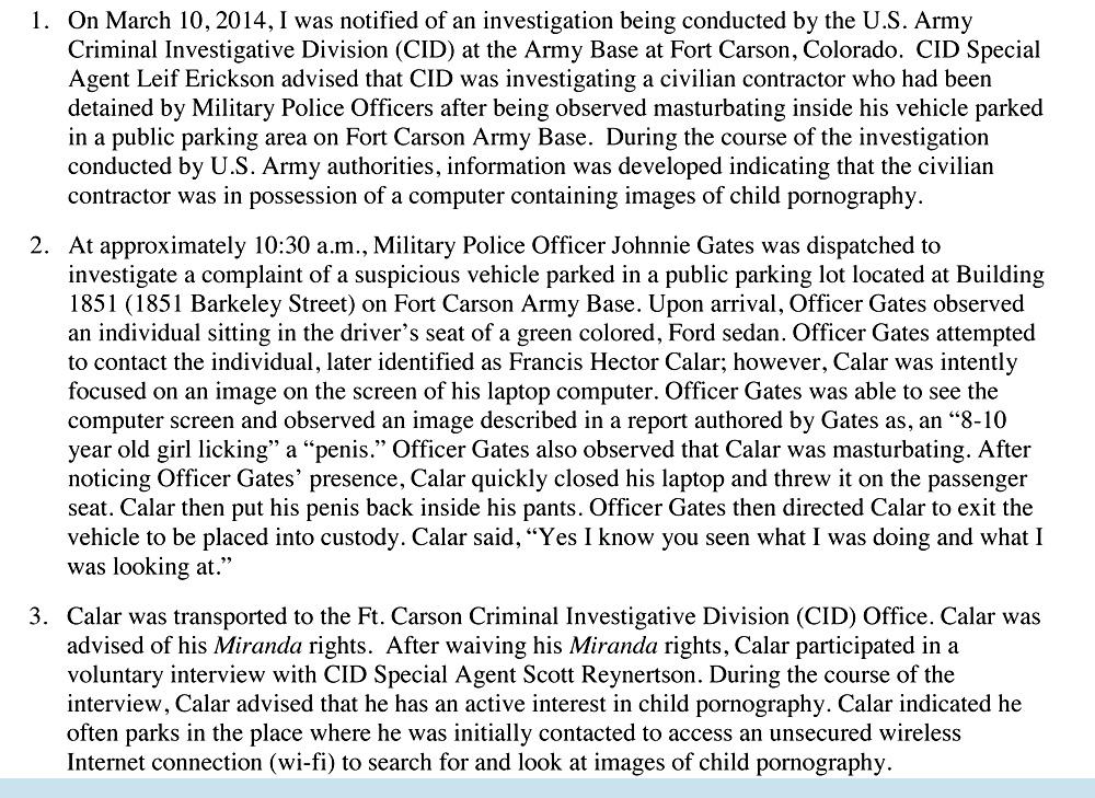 Calar Francis FBI report.jpg