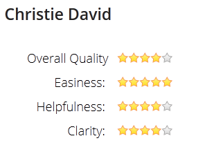 david christie ratemyteachers.png