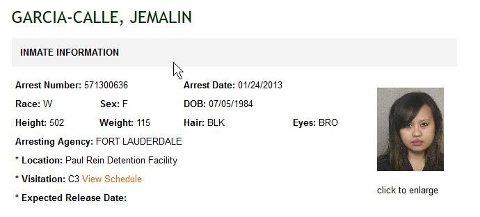 Garcia-Calle Jennalin arrest info 11.jpg