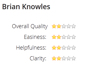 knowles brian ratemyteachers.png