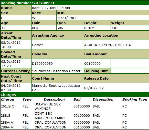 ramirez janel sheriff jail booking info.jpg
