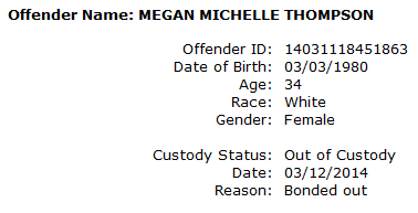 Thompson Megan Michelle Offender Info.png