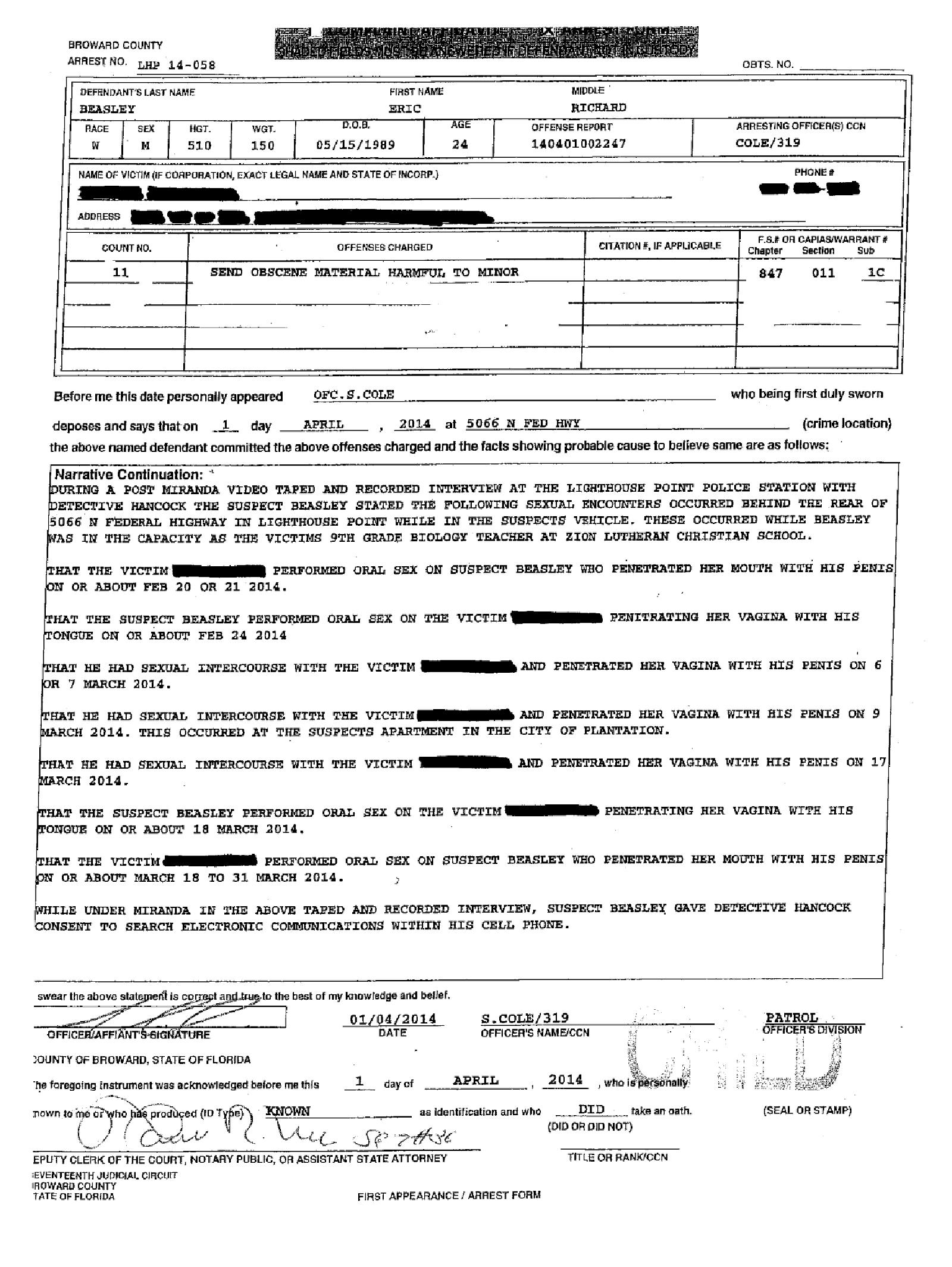 Copy of Beasley Eric arrest affidavit3.png